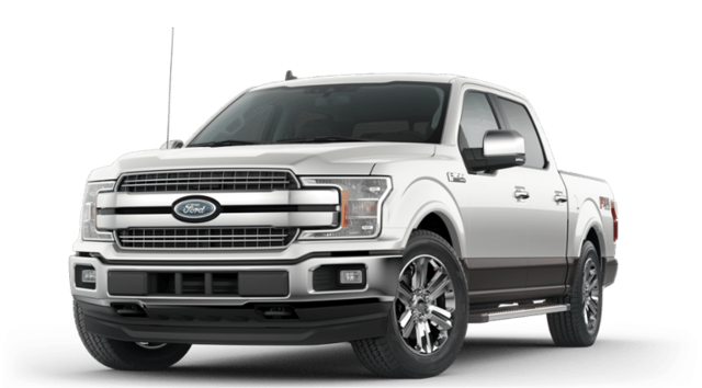 New Ford 2020 Ford F-150 Larait FX4 4X4 EcoBoost Truck SuperCrew Cab in Clarksburg, WV